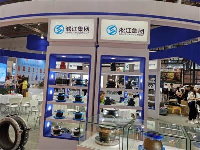2020深圳展会中心污水厂弹性接头